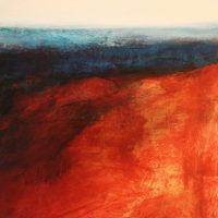 40 landscape-mixta.cartón-40x40