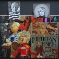 Froudian finery 50x40 4.000-€