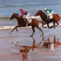 carreras en Sanlucar 110 x 150 2100