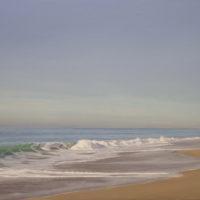 La orilla de manana (100x65 cm) 3500