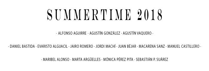 cabecera summertime 2018