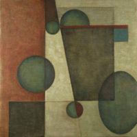 14. Geometrie Organiche (90 x 90) 3000