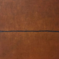 2. Orizzonte viola (90 x 90) 3200
