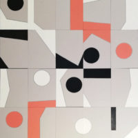 Mosaico II 150x130 2800
