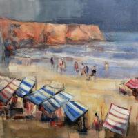 01 - Playa de Itzurun Zumaia 146 x 114