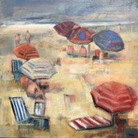 06 - Toldos en la playa 92 x92