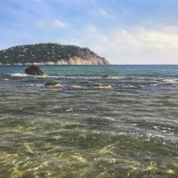 Aguas blancas, Ibiza. 38x38cm 1300€ web