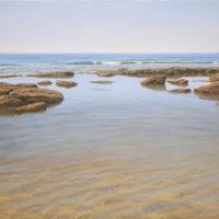 0418 Entre las rocas (73x60 cm) 2250