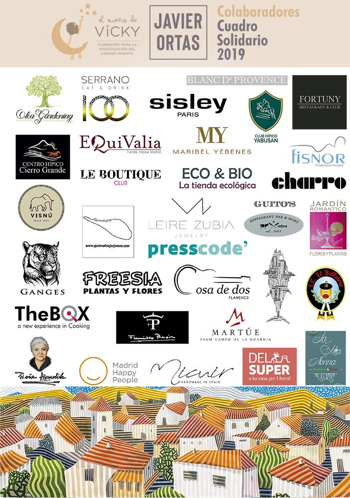 VII Edición Cuadro Solidario