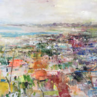 Tanger desde la kasbah. 180x122 5000